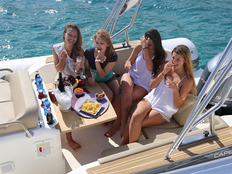 alquiler barco ibiza capelli tempest 775